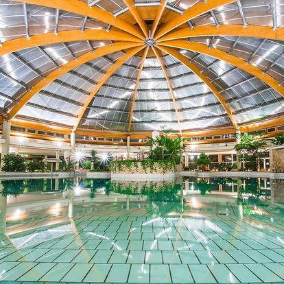 Maďarsko - Gotthard Therme Hotel & Conference ****, propojený s termálními lázněmi, po celý rok