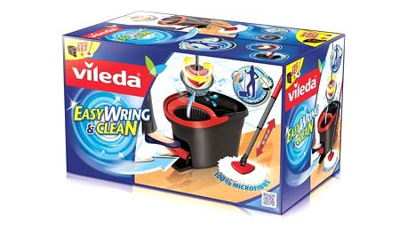 Mop sada Vileda Easy Wring and Clean (Easy Mocio set) (140825) (133648)