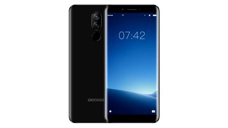 Mobilní telefon Doogee X60L Dual SIM černý (6924351653118)