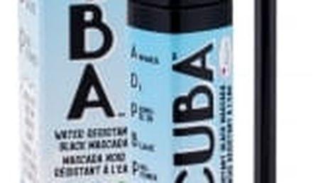 TheBalm Scuba 9,8 ml řasenka voděodolná pro ženy Black