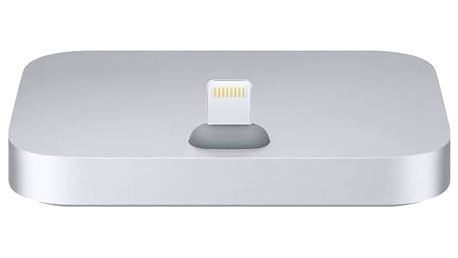 Apple Lightning Dock pro iPhone - vesmírně šedý (ML8H2ZM/A)