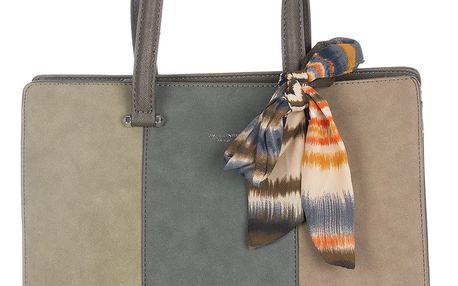 David Jones Dámská kabelka s šátkem
