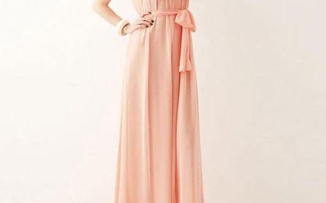 Bohémské dámské dlouhé šaty - 8 barev