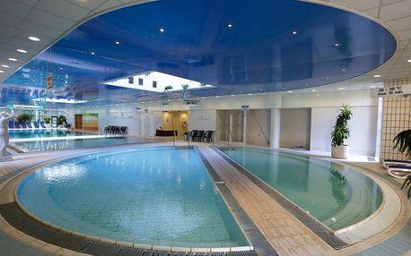 Danubius Helia****+: Budapešť v Maďarsku s termálními bazény a polopenzí po celý rok