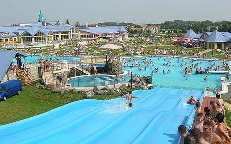 Nejpopulárnější Park Inn Hotel Sárvár propojený s lázněmi, s polopenzí a wellness, po celý rok, Maďarsko