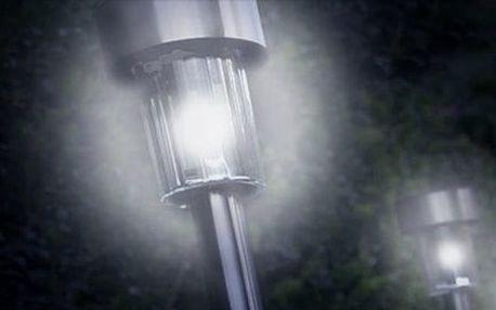 Zahradní solární osvětlení - 5 kusů v balení!