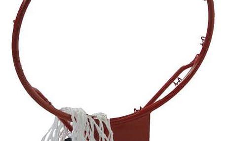 Basketbalová obroučka 16 mm se síťkou