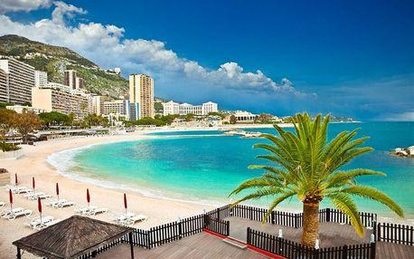 Jižní Francie s koupáním na nejkrásnějších místech Azurového pobřeží