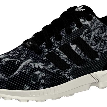 Boty Adidas ZX Flux core black-core black-off white 38