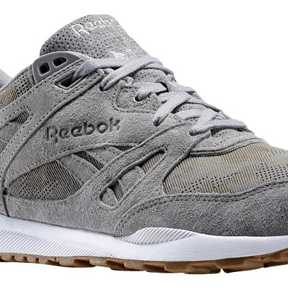Boty Reebok Ventilator Perf tin grey-white-gum 45,5