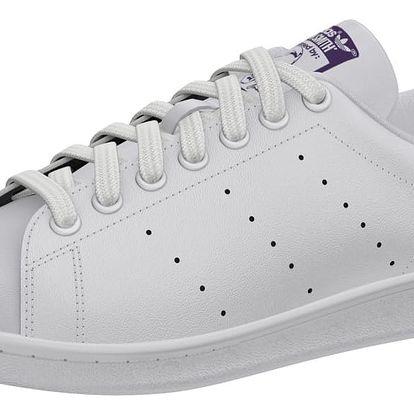 Boty Adidas Stan Smith white-white-mid grey 37 1/3
