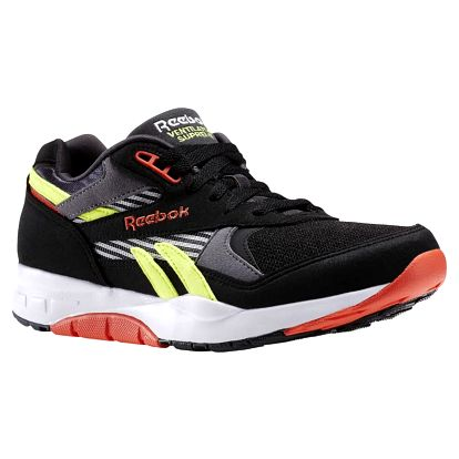 Boty Reebok Ventilator Supreme black-white-yellow-red 42