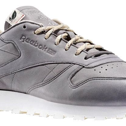 Boty Reebok CL Leather Eco cyclone grey-chalk 43