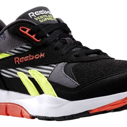 Boty Reebok Ventilator Supreme black-white-yellow-red 45