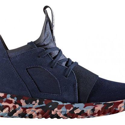 Boty Adidas Tubular Defiant W indigo 38