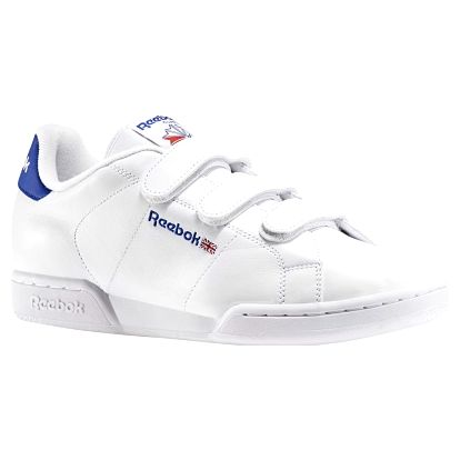 Boty Reebok NPC Straps white-royal-red 42