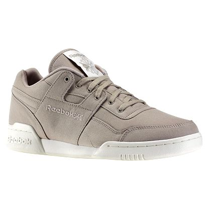Boty Reebok Workout Plus beach stone-sand stonr 44