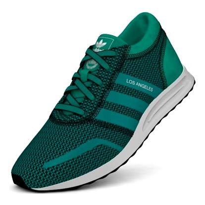 Boty Adidas Los Angeles W eqt green s16-eqt green s16-ftwr white 39 1/3