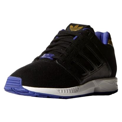 Boty Adidas ZX Flux core black-core black-night flash 40 2/3