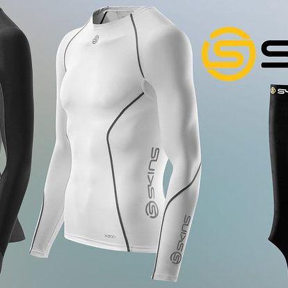 Kompresní trička, kalhoty i návleky pro sportovce