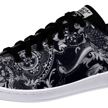 Boty Adidas Stan Smith core black-core black-ftwr white 37 1/3