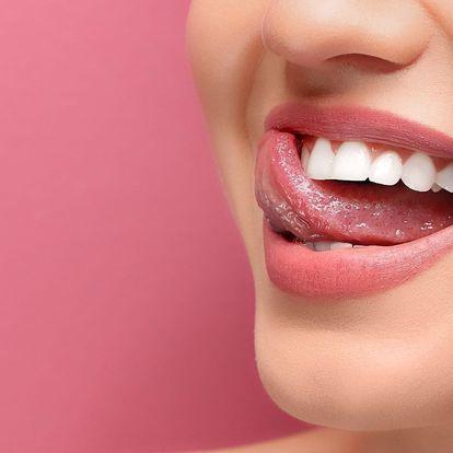 Dentální hygiena vč. lehkého bělení zubů