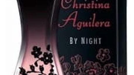 Christina Aguilera Christina Aguilera by Night 50 ml parfémovaná voda tester pro ženy