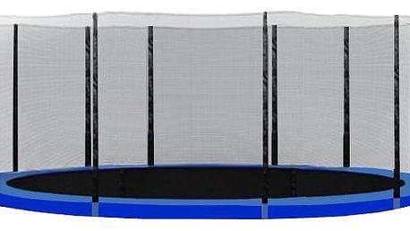 Ochranná síť na trampolínu DUVLAN 488 cm