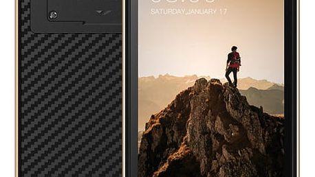 Mobilní telefon Doogee S30 Dual SIM 2 GB + 16 GB (6924351617813) zlatý + DOPRAVA ZDARMA
