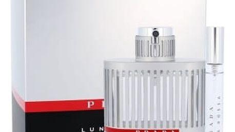 Prada Luna Rossa dárková kazeta pro muže toaletní voda 100 ml + toaletní voda 10 ml