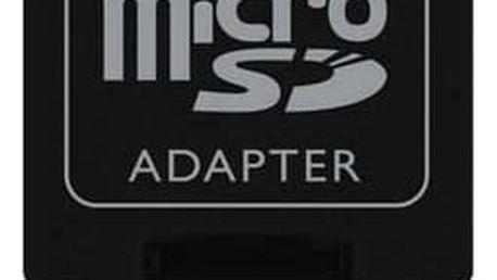Paměťová karta Kingston MicroSDHC 32GB Class4 + adapter (SDC4/32GB)