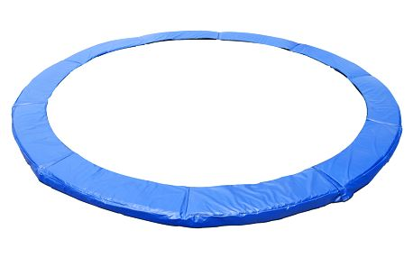 Kryt pružin na trampolínu 400 cm - modrý
