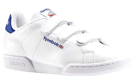 Boty Reebok NPC Straps white-royal-red 45