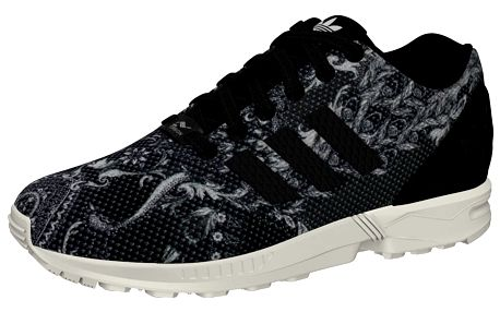 Boty Adidas ZX Flux core black-core black-off white 39 1/3