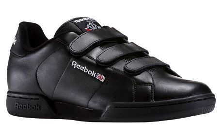 Boty Reebok NPC Straps black-white-excellent red 45