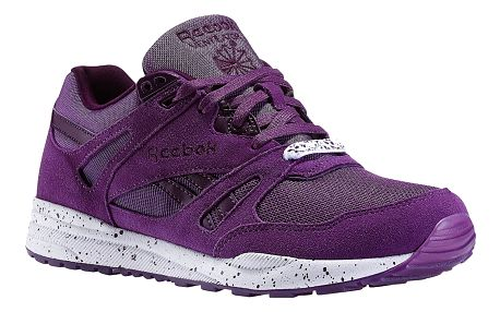 Boty Reebok Ventilator Speckles plum-orchid-white 40