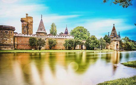 Kouzelný zámek Laxenburg, čokoládovna a plavba po podzemním jezeře | Jednodenní poznávací zájezd do Rakouska