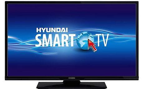 Televize Hyundai HLR 24TS470 SMART černá