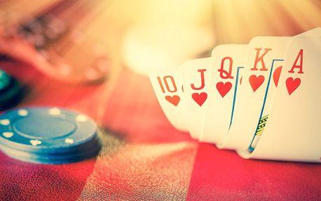Joker Poker Club: úniková hra pro 2–5 hráčů
