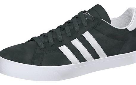 Boty Adidas Campus Vulc II grey-white-white 45 1/3