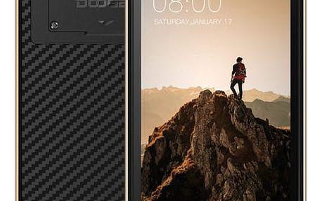 Mobilní telefon Doogee S30 Dual SIM 2 GB + 16 GB (6924351617813) zlatý Software F-Secure SAFE, 3 zařízení / 6 měsíců v hodnotě 979 Kč + DOPRAVA ZDARMA
