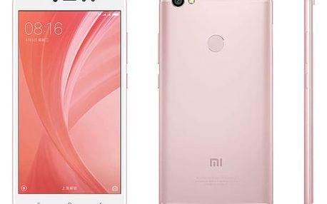 Mobilní telefon Xiaomi Redmi Note 5A Prime 32 GB Dual SIM CZ LTE růžový (PH3720)