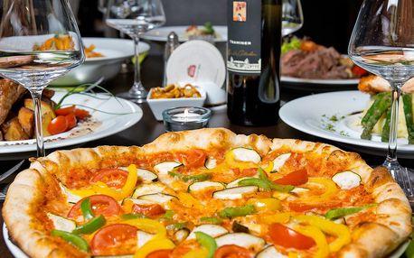 Dárkový voucher do italské restaurace Basilico