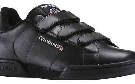 Boty Reebok NPC Straps black-white-excellent red 45