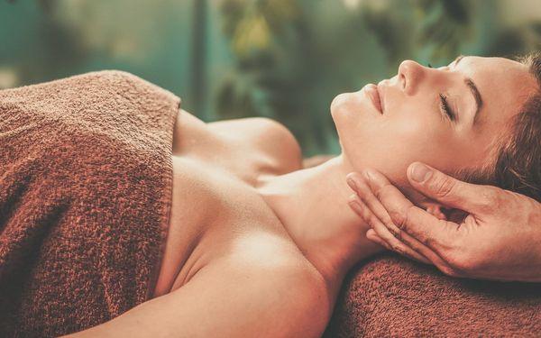 Masáž celého těla: relaxace a zmírnění stresu