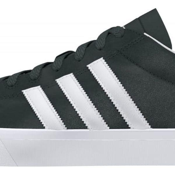 Boty Adidas Campus Vulc II grey-white-white 46 2/32