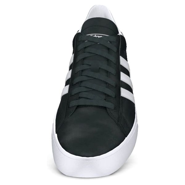 Boty Adidas Campus Vulc II grey-white-white 46 2/34