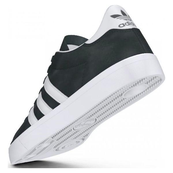 Boty Adidas Campus Vulc II grey-white-white 46 2/35
