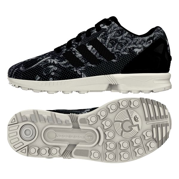 Boty Adidas ZX Flux core black-core black-off white 39 1/34