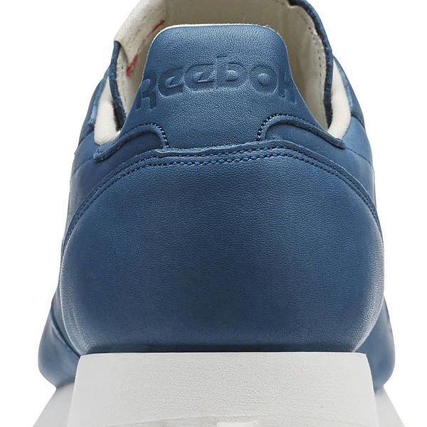 Boty Reebok CL Leather Eco botanical blue-chalk 433